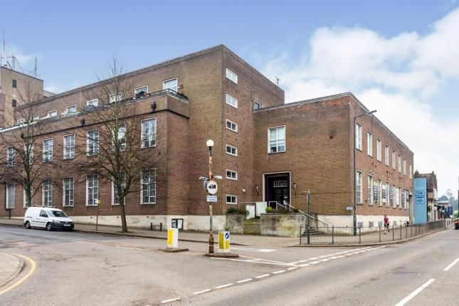 Thumbnail Flat for sale in The Exchange, Queen Street, Hitchin, Herts