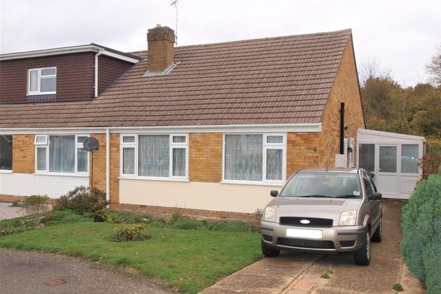Semi-detached bungalow for sale in Cresta Close, Polegate