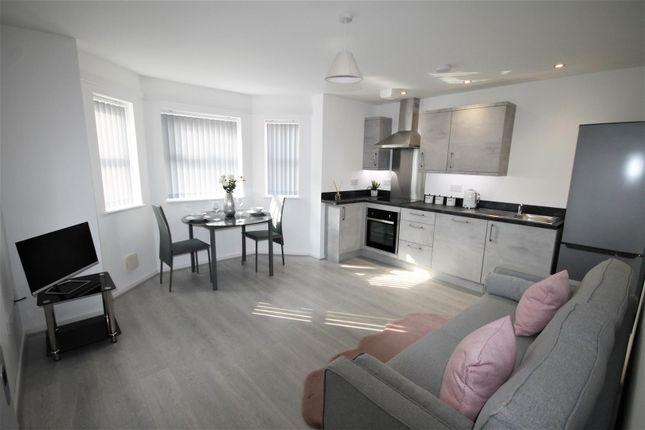 Thumbnail Flat to rent in Walmsley Court, Wellington Road, Eccles