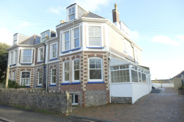 Thumbnail Flat to rent in St. Albans Road, Torquay