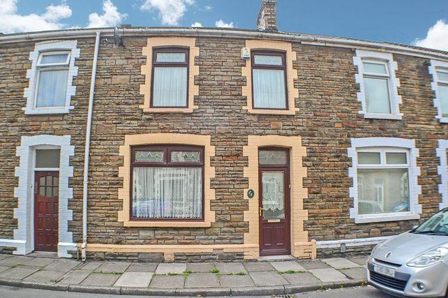 3 bed terraced house for sale in Tudor Street, Port Talbot, Neath Port Talbot. SA13