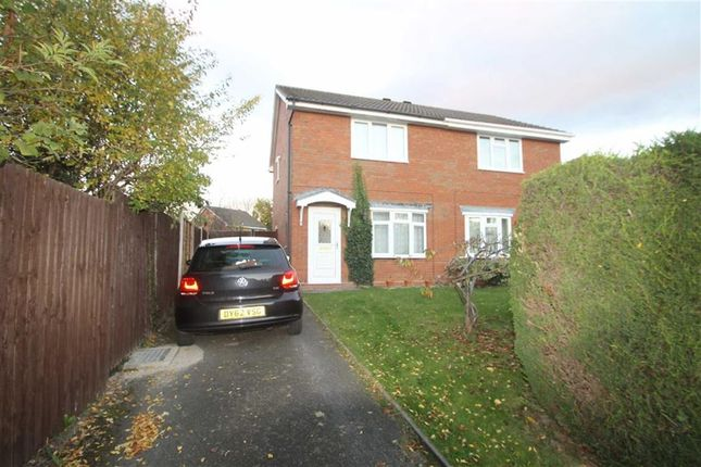 Thumbnail Semi-detached house to rent in St. Antonys Road, Shrewsbury