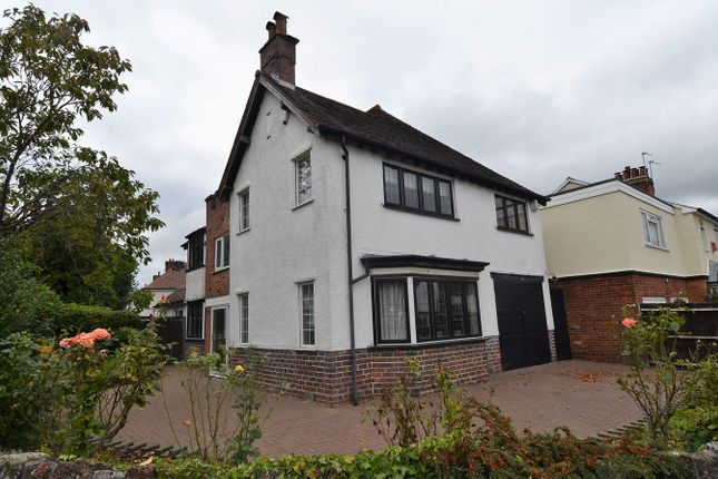 Thumbnail Detached house for sale in Howard Road, Kings Heath, Birmingham