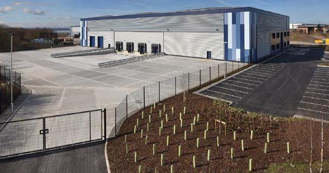 Thumbnail Light industrial to let in Hurricane 47, Estuary Business Park, Hercules Drive, Liverpool, Lancashire