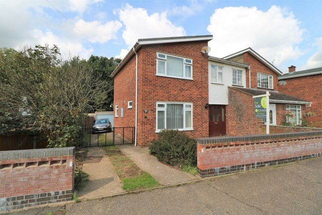 Thumbnail Semi-detached house for sale in Vanessa Drive, Wivenhoe, Colchester, Essex