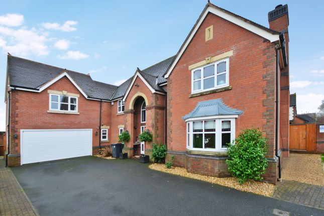 Thumbnail Detached house to rent in Croft Gardens, Grappenhall Heys, Warrington
