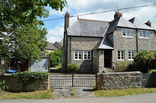 Thumbnail Semi-detached house to rent in Terfyn Cottages, Bodelwyddan, Nr Abergele, North Wales