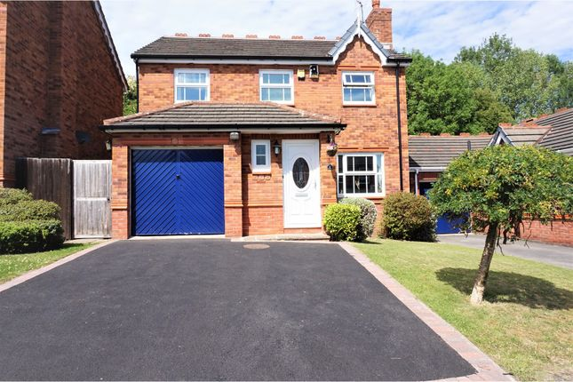 Thumbnail Detached house for sale in The Hawthorns, Wakefield