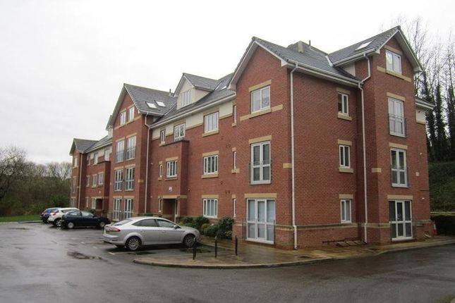 Thumbnail Flat to rent in Cheshire Close, Newton-Le-Willows