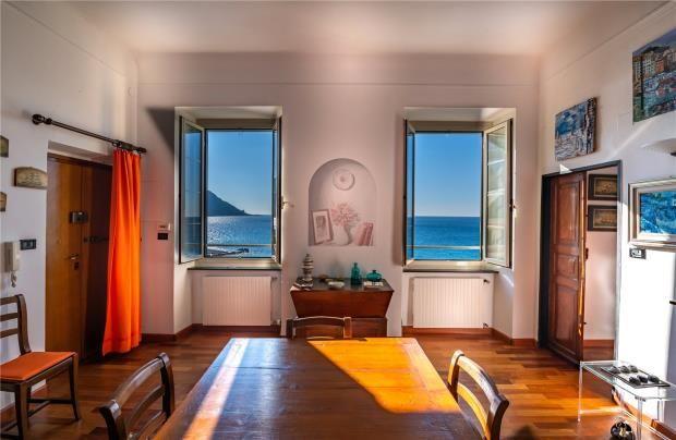 Picture No. 01 of Camogli Waterfront Apartment, Via Garibaldi, Camogli, Liguria