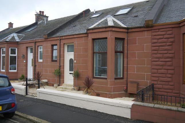 Thumbnail Terraced house for sale in Gordon Street, Ayr