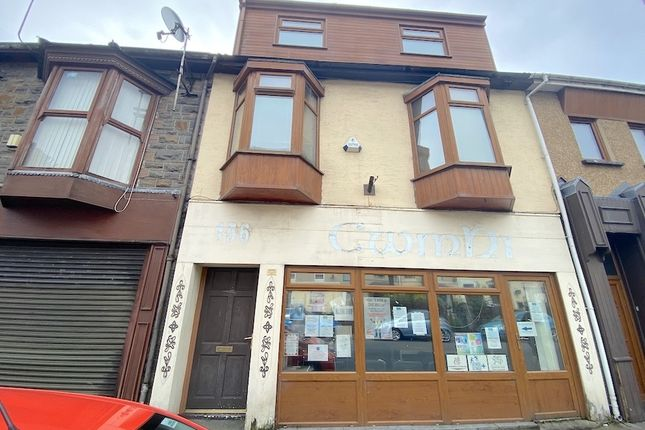 Thumbnail Office for sale in Bute Street, Treherbert -, Treherbert