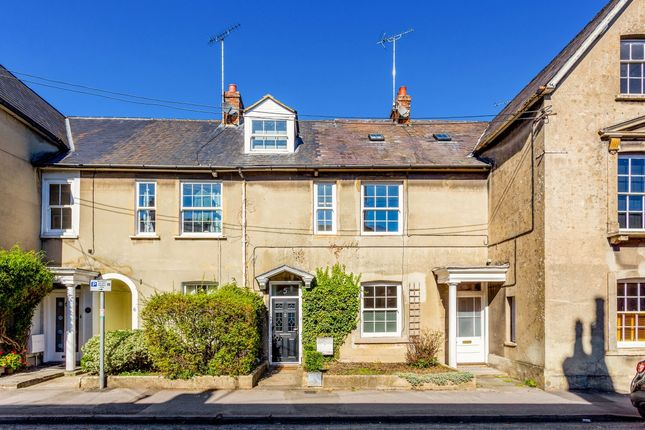 Thumbnail Terraced house to rent in Church Street, Hungerford