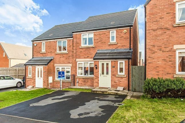 3 bed semi-detached house for sale in Jacob Court, Billinge, Wigan
