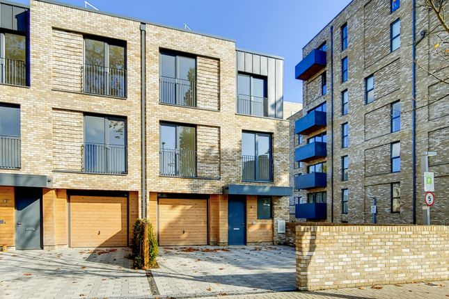 Thumbnail Town house for sale in Argyll Terrace, Southfields, London