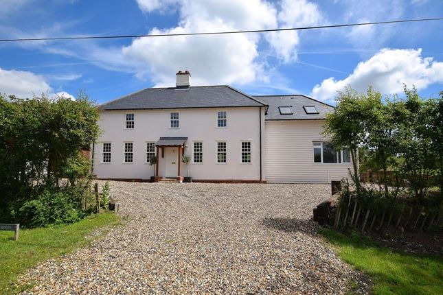 Thumbnail Detached house for sale in Langley Lower Green, Saffron Walden