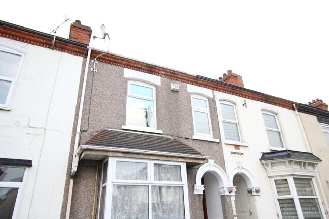 Thumbnail Flat to rent in Cromwell Road, Grimsby