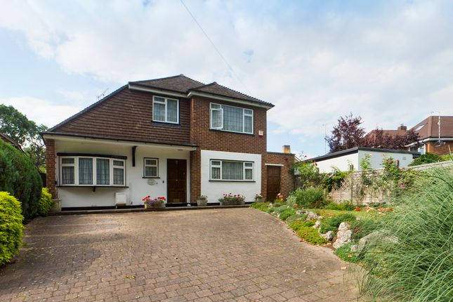 Thumbnail Detached house for sale in High Road, Eastcote, Pinner