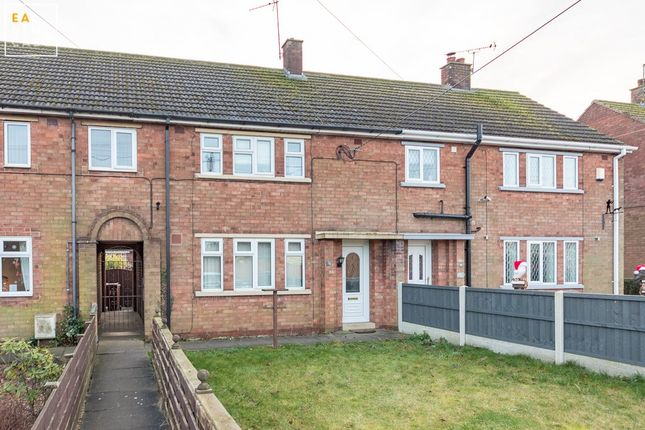Thumbnail Terraced house to rent in Brigg Road, Messingham, Scunthorpe