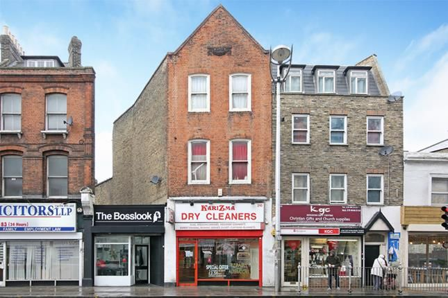 Thumbnail Restaurant/cafe to let in Shop W/ Uppers, 210 Rye Lane, London