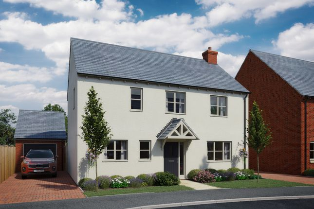 Thumbnail Detached house for sale in The Stables, South Kilworth Road, North Kilworth