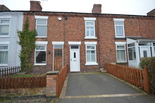 Thumbnail Terraced house to rent in New Street, Haslington, Crewe