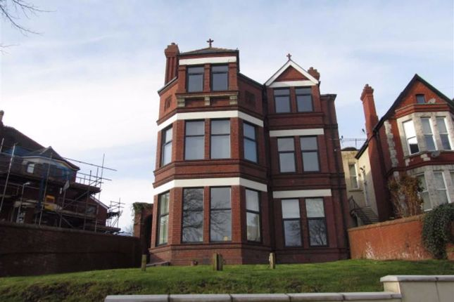 Thumbnail Flat to rent in Romilly Road, Barry, Vale Of Glamorgan