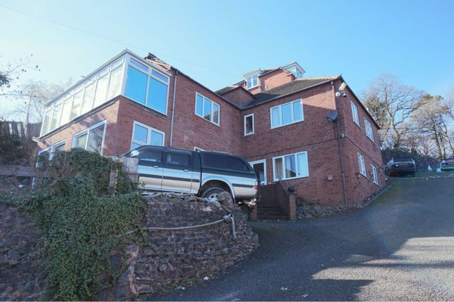 Thumbnail Detached house for sale in Cunnery Road, Church Stretton