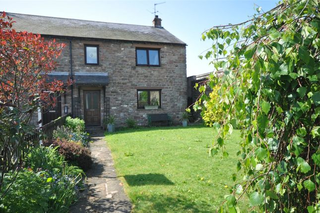 3 bed end terrace house for sale in 8 Winton Manor Court, Winton, Kirkby Stephen, Cumbria