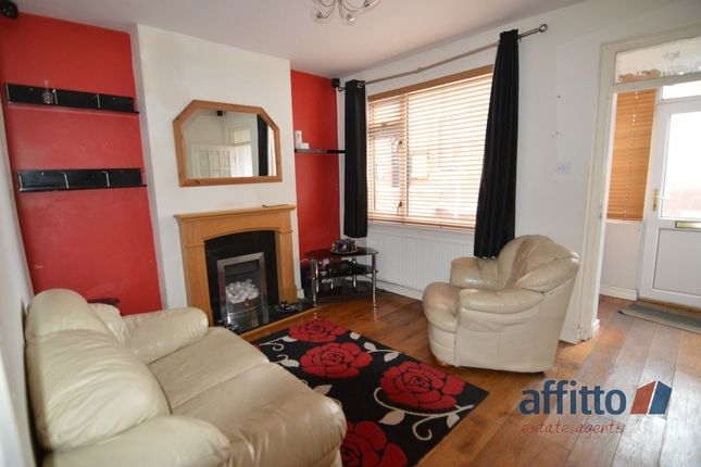 Thumbnail Terraced house to rent in New Street, Rhosllanerchrugog, Wrexham