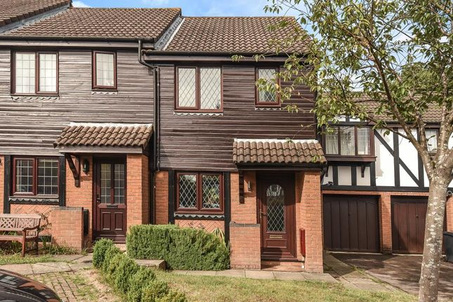 Thumbnail Terraced house for sale in Windlesham, Surrey
