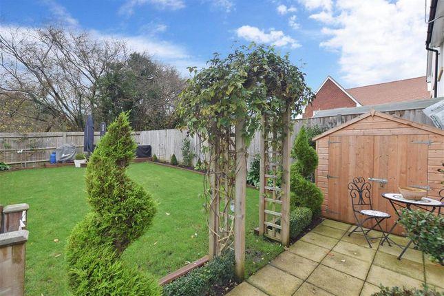 Rear Garden of Watermeadow Lane, Storrington, West Sussex RH20