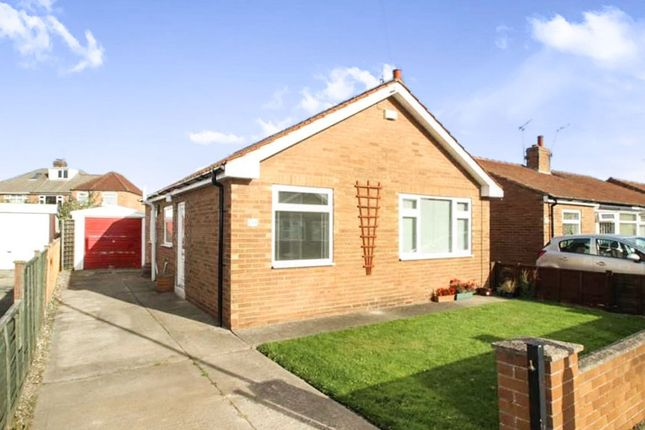 2 bed detached bungalow for sale in Whitethorn Close, Huntington, York