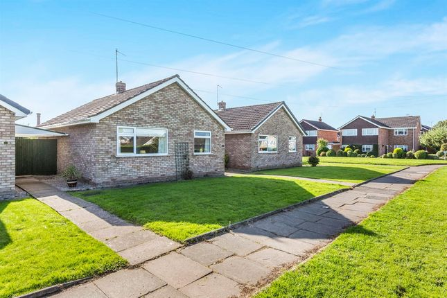 Thumbnail Detached bungalow for sale in Beaver Close, Worcester