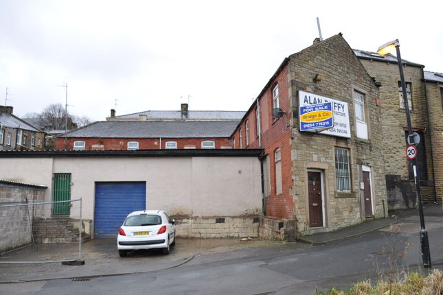 Thumbnail Light industrial for sale in Clement Street, Accrington