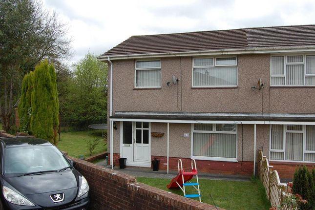 Thumbnail Semi-detached house for sale in Maes Y Glyn, Lower Brynamman, Ammanford