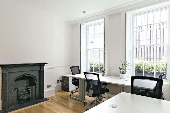 Thumbnail Office to let in Ganton Street, London