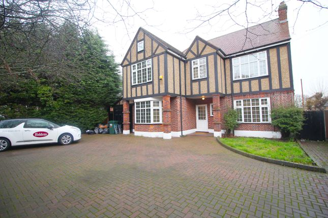 Thumbnail Detached house to rent in Blake Hall Road, London