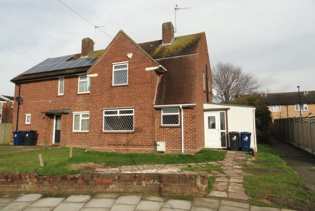 Thumbnail Semi-detached house for sale in Epsom Close, Northolt