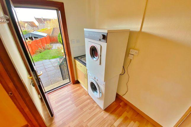 Utility Room of 26 Clermiston Green, Clermiston, Edinburgh EH4