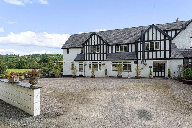 Thumbnail Semi-detached house for sale in Crossgates, Llandrindod Wells, Powys