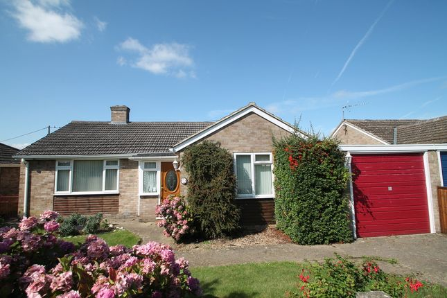 Thumbnail Detached bungalow for sale in St. James Road, Radley, Abingdon