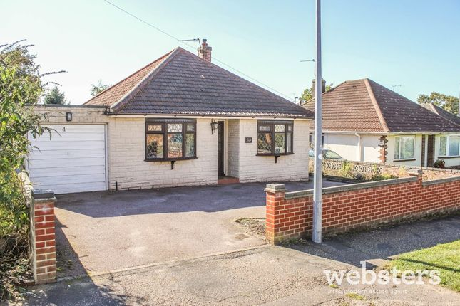 Thumbnail Detached bungalow for sale in Westgate, Hellesdon, Norwich