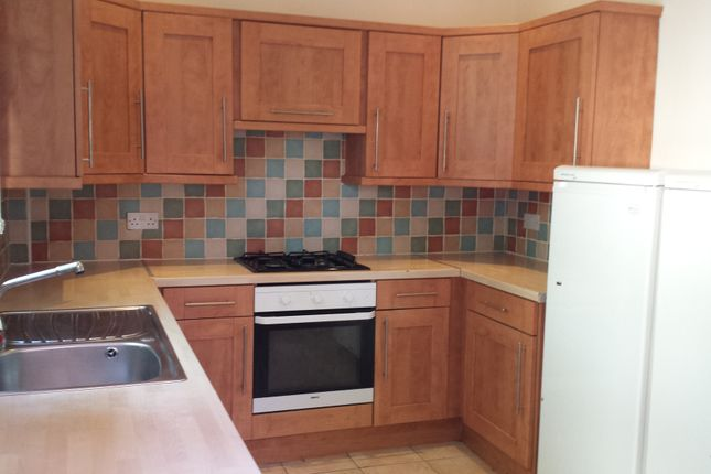 Thumbnail Terraced house to rent in Brackenbury Road, Preston