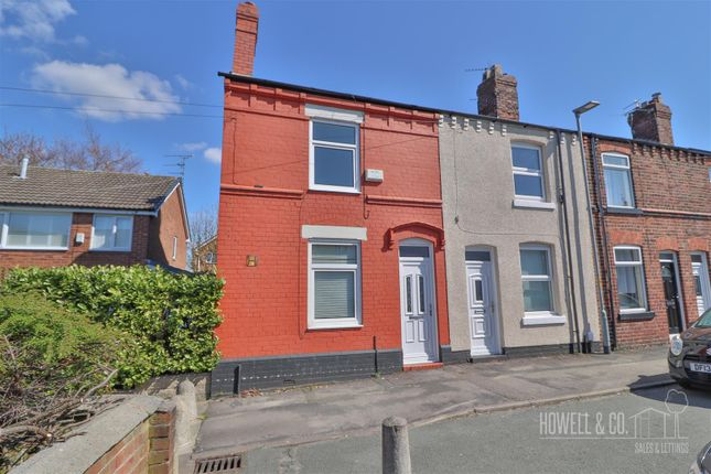 2 bed terraced house to rent in Lockett Street, Latchford, Warrington WA4