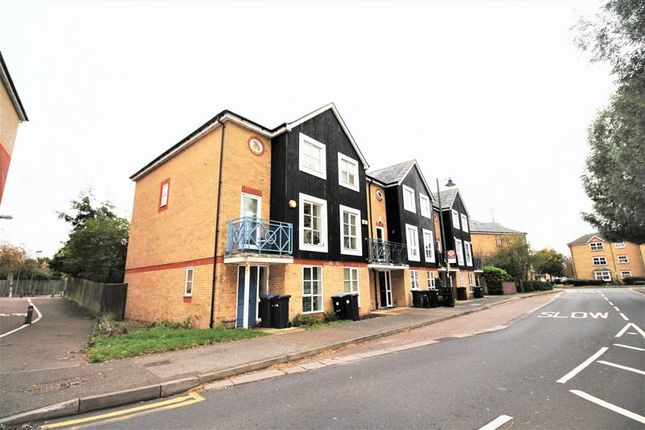 Thumbnail Terraced house for sale in Thorneycroft Drive, Enfield