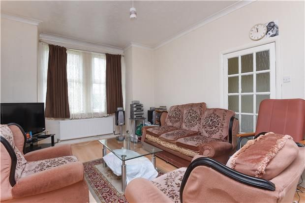 Thumbnail Terraced house for sale in Crusoe Road, Mitcham, Surrey