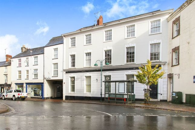 Thumbnail Flat for sale in North Street, Wiveliscombe, Taunton