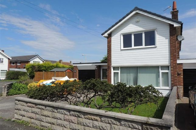 3 bed link-detached house for sale in Warwick Drive, Hazel Grove, Stockport