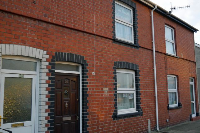 Thumbnail Town house to rent in Glanrafon Terrace, Aberystwyth